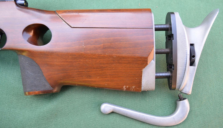 22 Aperture Anschutz and BSA Target Rifles