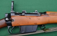 7.62mm Enfield L42A1 Sniper Rifle StkNo2252