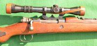 7.92mm Yugoslavian Mauser M48A Sniper StkNo2722